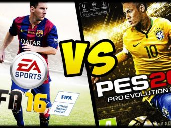 Cele mai tari console pe care joci FIFA 16 si PES toamna asta! Ronaldo si Messi n-au fost NICIODATA atat de aproape de realitate