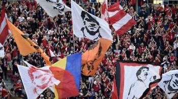 Derby fara nicio torta pe stadion, in semn de respect pentru tragedia din Colectiv! Masuri sporite, 450 de forte de ordine doar in stadion