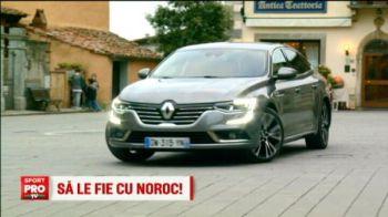 420 de milioane de euro pentru un TALISMAN de masina! Cum arata ultima creatie Renault