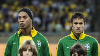 """""""Nu vad de ce Barcelona l-ar lasa sa plece, dar ar putea fi un record istoric in fotbal!"""" Ronaldinho vorbeste despre o plecare SOC a lui Neymar"""