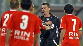 Cine va arbitra duminica derby-ul Dinamo - Steaua! Decizia luata de CCA