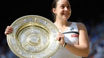 Transformarea uluitoare a castigatoarei din 2013 de la Wimbledon! Comentariul rautacios al unui jurnalist a impins-o sa se mute in sala! FOTO