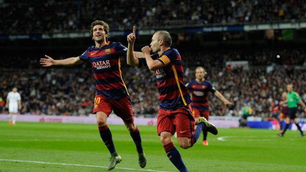 Barcelona a pierdut un titular in meciul cu Roma. Omul reinventat de Luis Enrique in acest sezon s-a accidentat si nu va putea juca in weekend