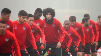 A comis-o de doua ori in SASE minute! Un jucator de la Manchester United a ramas fara permis pentru urmatoarele noua luni!