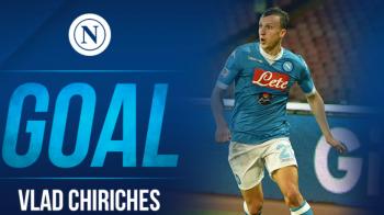 VIDEO Chiriches a inscris primul gol din cariera pentru Napoli! Brugge 0-1 Napoli. Toate rezultatele din Europa League