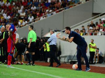 Ce le-a spus Radoi fotbalistilor in vestiar, la finalul meciului cu Astra si al mandatului. Dezvaluiri din interior: cum a decurs si vizita lui Becali la echipa