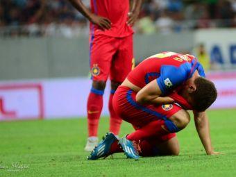 Steaua stirba | Ramasi fara antrenor, ros-albastrii au in fata doua FINALE pentru Play Off, insa trebuie sa joace fara mai multi titulari