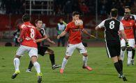 Dinamo 0-0 CSMS Iasi! Meciul a fost intrerupt timp de 10 minute, din cauza scandarilor xenofobe! Astra 1-1 Voluntari