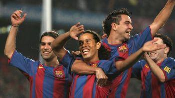 'Lumea l-a vazut pe Ronaldinho, dar era unul in Liga I care facea la fel!' Cine e GENIUL caruia nu puteai sa-i iei mingea
