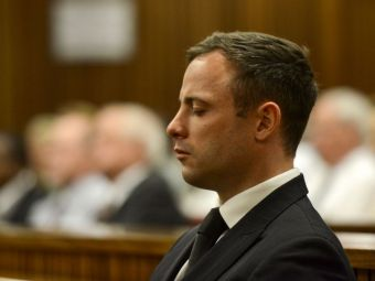 Eliberat conditionat, Pistorius se intoarce la inchisoare pentru cel putin 15 ani! Justitia africana l-a gasit vinovat de CRIMA