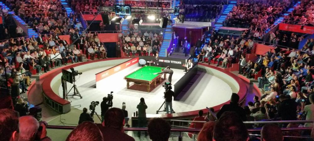Romania intra pe harta snooker-ului! Premii de 350.000 € pentru Turneul de la Bucuresti! Cand va avea loc si cine va participa