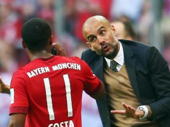 """""""Am invatat in 5 luni la Bayern cat am facut-o in 5 ani la Sahtior!"""" Douglas Costa vorbeste despre cum s-a schimbat viata sa dupa ce a plecat de la echipa lui Lucescu"""