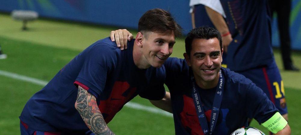 """""""Messi are controlul total. Este cel mai bun in tot ce face! Nu exista un jucator sa se compare cu el!"""""""