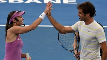 Adversari de top pentru Halep si Tecau la Rio! Federer face pereche LEGENDARA cu Martina Hingis! Cu cine joaca Wawrinka