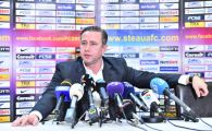 """Reghecampf a bagat Steaua in viteza, dar anunta: """"Mai avem nevoie de timp, vom arata mai bine"""". Prima reactie dupa 2-0 cu CSU Craiova"""