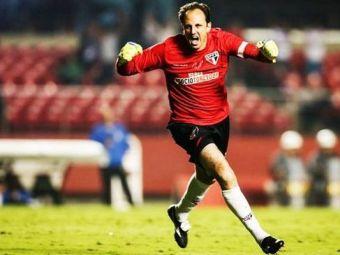Finalul unei cariere formidabile! Rogerio Ceni, portarul-golgheter, s-a retras dupa 25 de ani de activitate: 1237 meciuri si 131 goluri