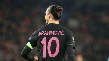 Salariu COLOSAL de 15 milioane de euro pe an pentru Zlatan! Miliardarul care e gata sa dea lovitura anului in fotbal