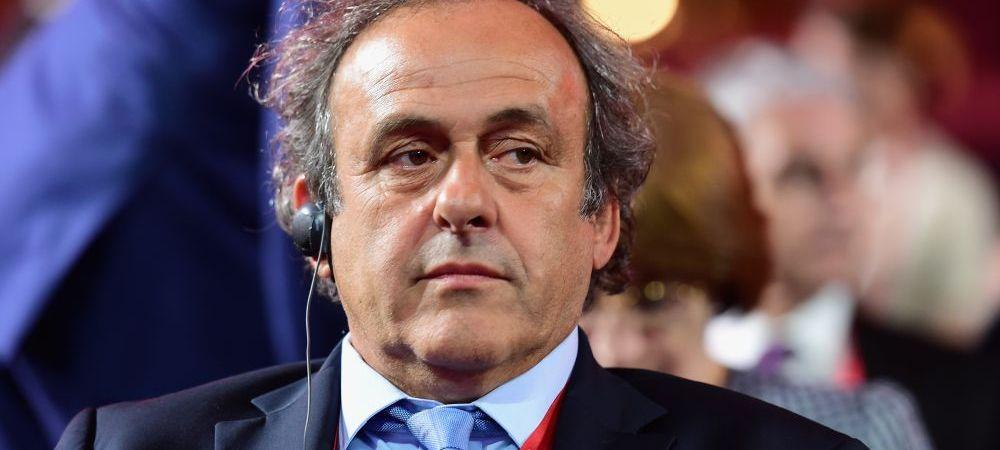 Lovitura primita de Platini cu o zi inaintea tragerii la sorti a grupelor de la EURO. TAS a decis: francezul ramane suspendat si nu poate candida la sefia FIFA