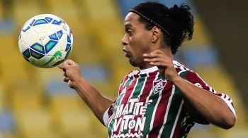 Ronaldinho se intoarce! La 35 de ani, brazilianul a decis sa isi continue cariera si a batut palma cu o echipa. Unde va juca