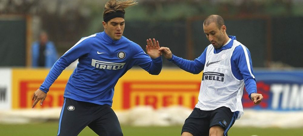 Viitorul suna bine! Pustiul roman convocat de Mancini la echipa mare a lui Inter! A debutat in Liga I la 15 ani!
