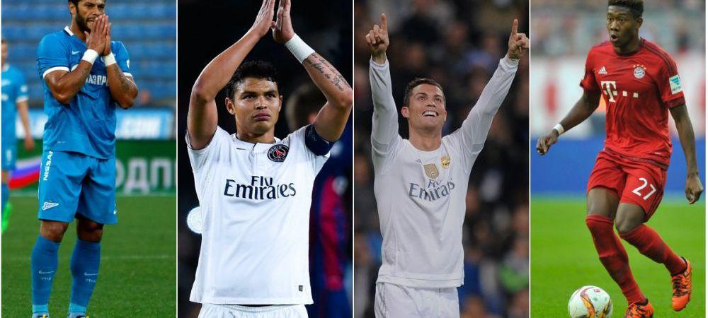 Cate doi de la Bayern si PSG, Ronaldo de la Real, ZERO de la Barca. Cum arata echipa grupelor UCL: surpriza vine de la Gent