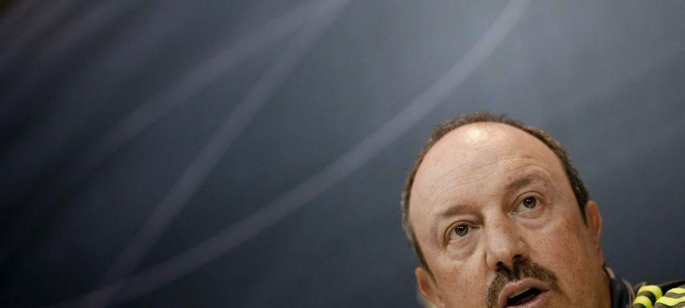 """Benitez e OUT de la Real Madrid!"" Perez a luat decizia cea mare! Cine preia echipa dupa ultima etapa din tur in Spania"