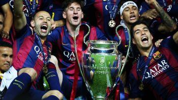 Barcelona - River Plate, in finala Mondialului Cluburilor. Barca, fara Messi si Neymar, a facut spectacol cu Guangzhou: Suarez a marcat un hat trick