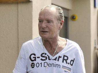 DRAMATIC! Gascoigne, internat la spital dupa ce a fost gasit intr-o balta de sange! Probleme serioase cu alcoolul