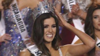 Ce fotbalist a consolat-o pe Miss Columbia, dupa DRAMA traita in finala Miss Universe! FOTO