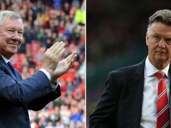 CATASTROFA pentru Van Gaal la United! Cele mai slabe rezultate din ultimii 54 de ani! Sefii clubului l-au chemat de urgenta pe Ferguson