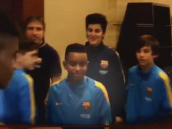 Raul a vrut sa se pozeze cu pustii Barcelonei! Reactia total neasteptata a antrenorului in fata legendei de la Real