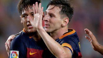 Echipa ideala a lui 2015, cu 4 jucatori de la Barca si doar unul de la Real. Cum arata primul 11 al anului: Messi, Ronaldo, Neymar in atac