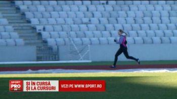 Si in cursa, si la cursuri | Campioana Europeana de tineret Bianca Razor viseaza la Jocurile Olimpice: intre antrenamente si cursurile de la facultate