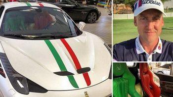 Cel mai mare colectionar de Ferrari din lume tocmai a inceput 2016 cu o noua masina! Cum arata GARAJUL sau de milioane de euro