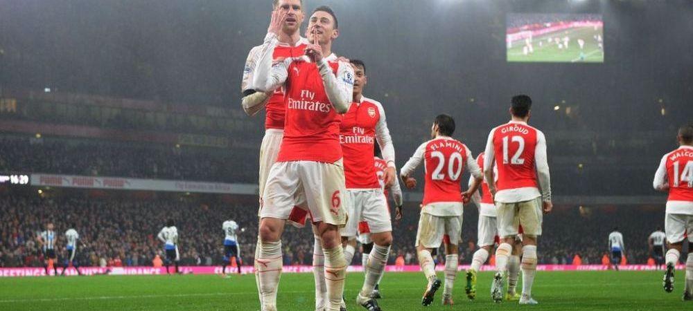 Gestul dupa care va deveni ZEU printre fanii lui Arsenal! Ce nume i-a pus un suporter fiicei lui