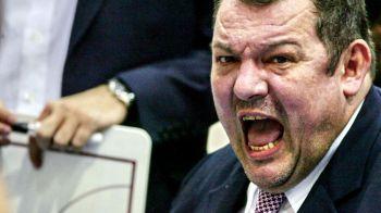 Bosniacul Petricevic le-a spus jucatoarelor lui U Cluj sa se incalzeasca pe imnul tinutului secuiesc!Reactia scandaloasa a fanilor