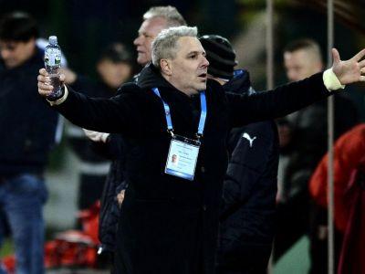 Ore decisive, Sumudica si-ar putea anunta demisia dupa ce Astra i-a vandut cel mai bun jucator la Steaua