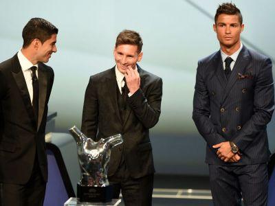 Ronaldo A IESIT din top 3, Messi este cel mai valoros jucator al lumii: 250 mil €! Rezultatele ultimului studiu din fotbal