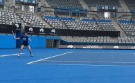 Back on the track | Simona Halep a revenit pe teren si va juca la Sydney. Romanca se pregateste pentru singurul turneu PRE-Australian Open