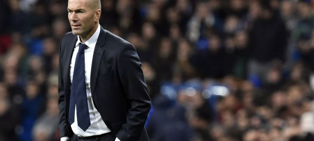 Nebunie la iesirea lui Zidane din stadion! Reactia fanilor lui Real dupa primul meci cu Zizou antrenor