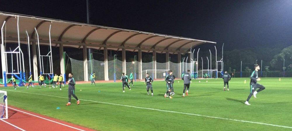 3 jucatori se pregatesc separat, 3 fotbalisti in premiera la antrenamentele Stelei. Primele imagini din cantonamentul din Turcia