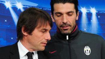 """""""Ce bufonerie!"""" Italienii au BOICOTAT Balonul de Aur! Motivul pentru care Buffon si Conte au refuzat sa voteze"""