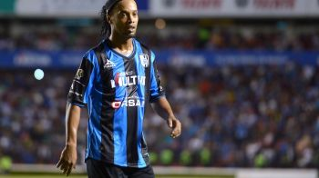 Ronaldinho revine pe teren! Unde va juca fostul star al Barcei in perioada urmatoare!
