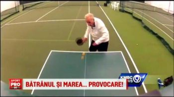Un batran de 93 de ani vrea sa mearga la Rio! Visul OLIMPIC al bunicului american