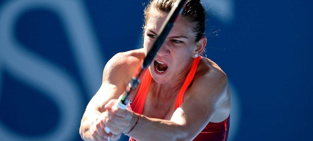 """""""E tot ce pot sa fac in acest moment!"""" Prima reactie a Simonei dupa infrangerea de la Sydney. Peste cine da la Australian Open"""