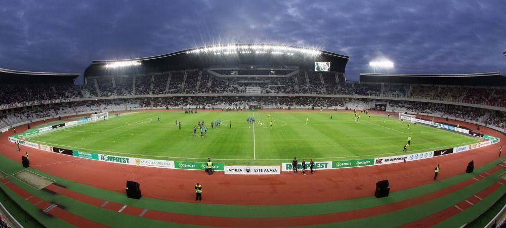 Romania va juca un amical cu Lituania pe 23 martie pe Cluj Arena