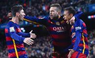 Barcelona 6-0 Bilbao! Hattrick Suarez, Neymar, Messi si Rakitici au lovit si ei! Milan 2-0 Fiorentina!Florin Andone a marcat din nou!
