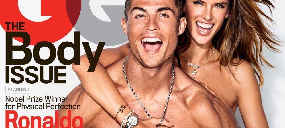 """""""Merita premiul Nobel pentru PERFECTIUNE fizica!"""" Ronaldo, declarat cel mai """"FIT"""" om de pe planeta! Cu cine a fost cuplat"""