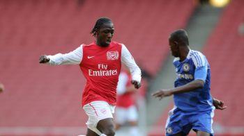 Fost tunar, acum voluntar   FC Voluntari a transferat un fotbalist englez, crescut de Arsenal, dar care a jucat in ligile inferioare