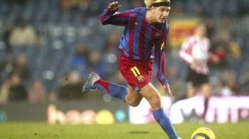 A ajuns la MAXImum de...greutate. Fost la Barcelona, Milan si Sampdoria, Maxi Lopez i-a uimit pe fani: complet iesit din forma si cu tigara in gura